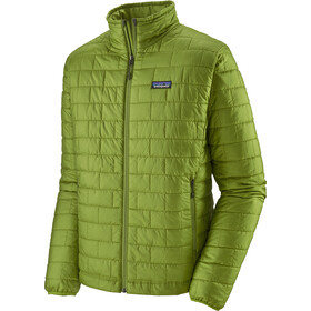 Patagonia Nano Puff Veste Homme, supply green
